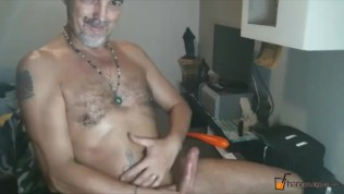 50 year old bisexual daddy Wetito who enjoys webcam sex