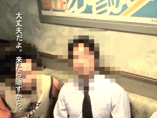 A day of the salaryman with a huge cock