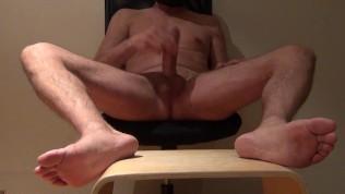 amateur bigcock masturbation orgasm