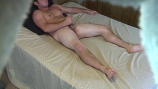 Amateur dude wanking – XP Videos
