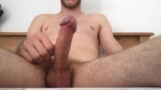 amateur solo male slow motion big cumshot