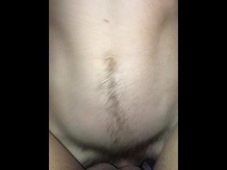 An 18 year old practising his fucking skills on me