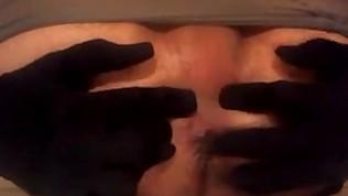 Angela Crossdresser – Dirty Amateur Tranny Masturbation in Pantyhose