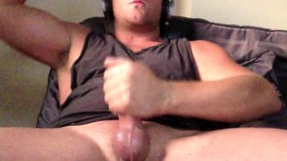 Big Fat Cock Webcam Solo