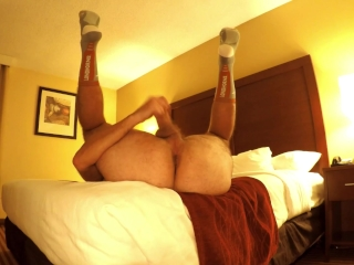 Big Low Hanger Straight Frat Balls Cum Fuck Bareback Anon Raw Hotel Sneaker
