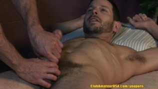 Clay Towers Cums!