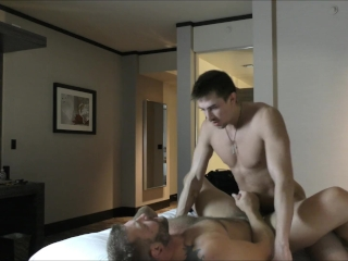Colby Jansen and Jack Hunter Flip Fuck