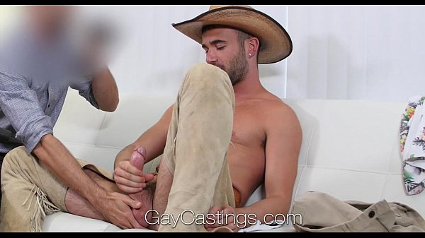 GayCastings – Hung Bottom Alex Mason Pounded at Porn Audition