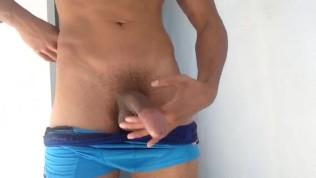 Jerkoff solo webcam