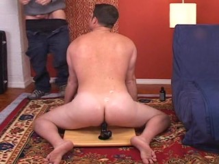 Married guy talks pussy,I lube his cock.