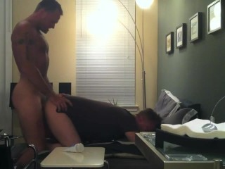 Raw Fuck After Work