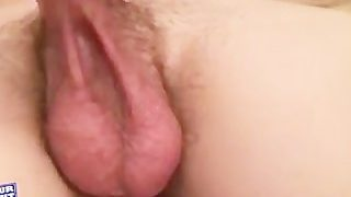 Stifler's got a nice big suckable cock