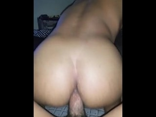 Take Me From behind. Bare Riding Da Cock.
