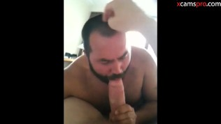 xcamspro hard gay sucking on webcam