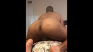 Bottom Latino Guy Shakes His Fat Juicy Ass Wanting A Hard Pounding